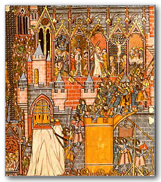 the history of crusades since 1095 History of israel crusades tensions in the byzantine empire had been building since the 7th century in 1095, a call to support.